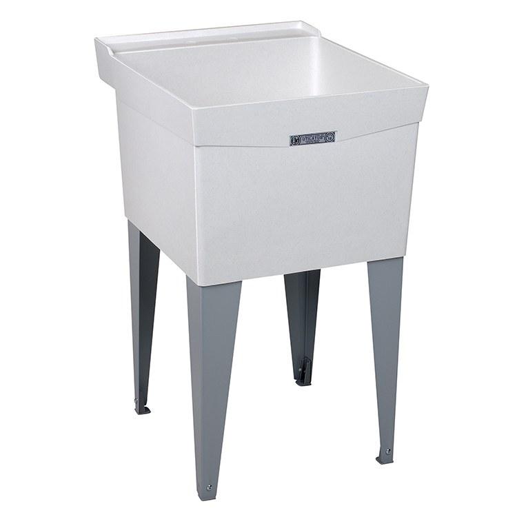 Mustee 18f Utilatub Laundry Sink