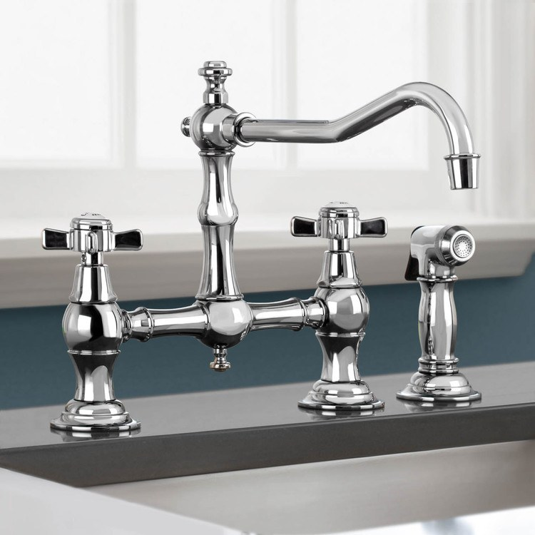 Newport Brass 945-1/26 - Fairfield Kitchen Faucet