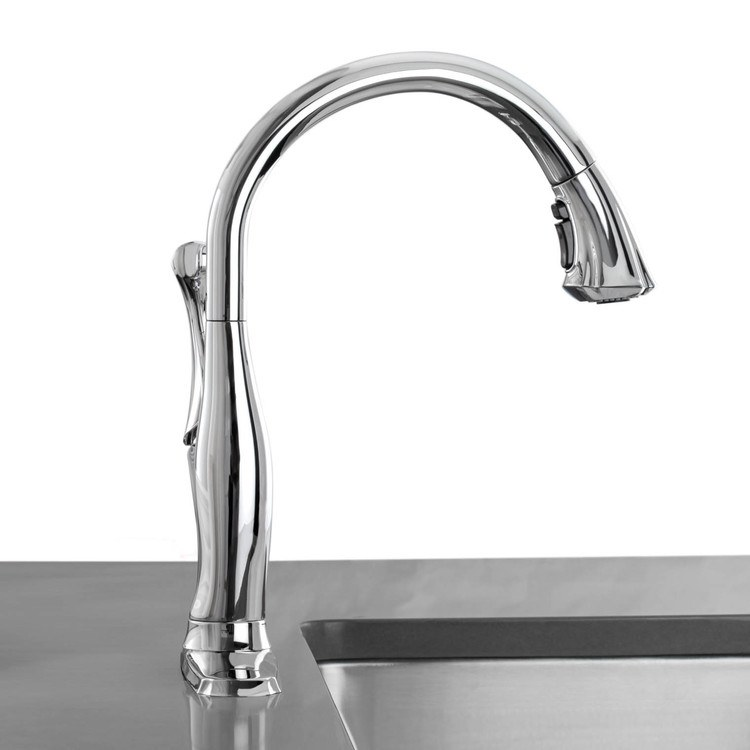 Delta 9192t Dst Addison Kitchen Faucet