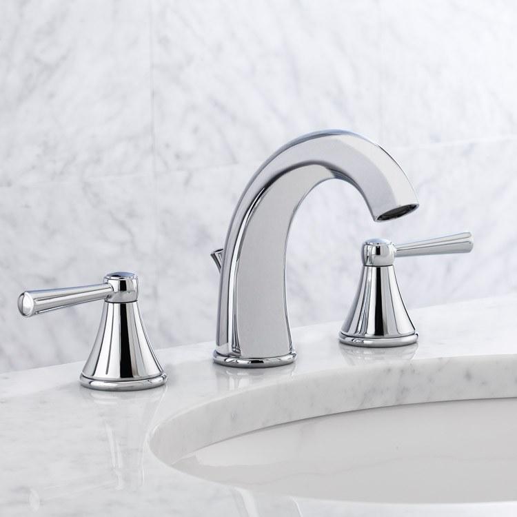 Toto Tl210dd Cp Silas Lavatory Faucet