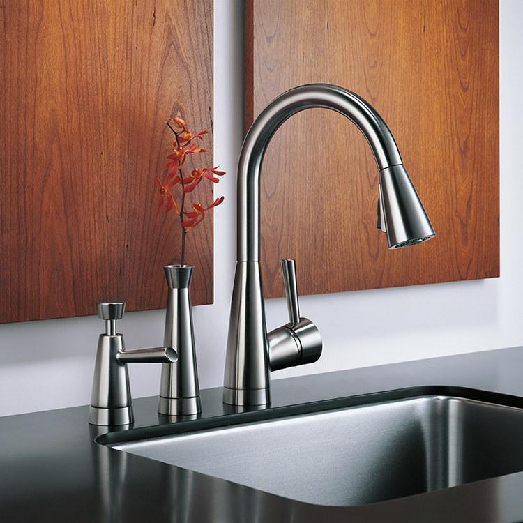 Brizo Rp42878 Ss Venuto Soap Dispenser