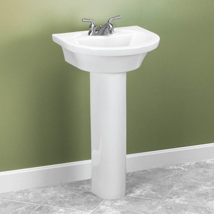 petite pedestal bathroom sinks