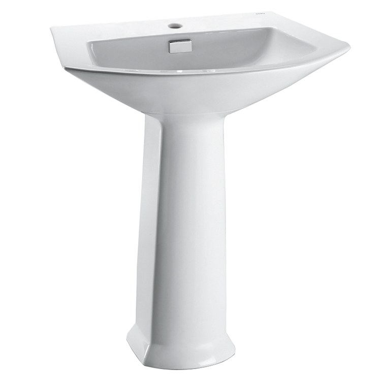 Toto LPT960#01 - Soiree Pedestal Lavatory
