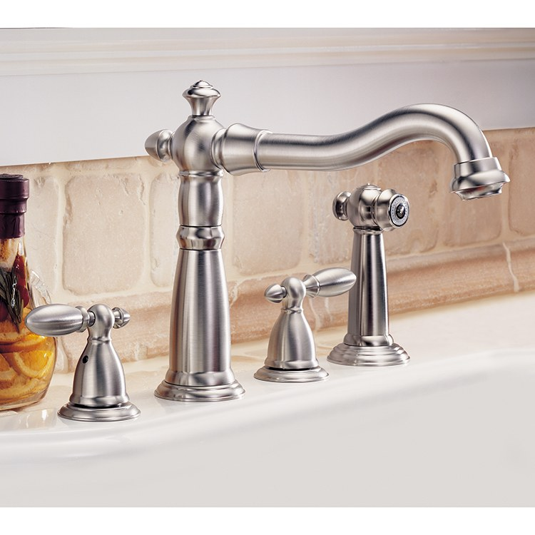 Victorian Kitchen Remodel Collection: Victorian Kitchen Faucet