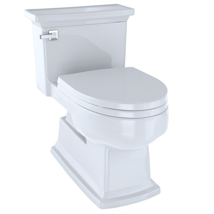 Toto MS934214EF01 Eco Lloyd Elongated One Piece Toilet With SoftClose Seat