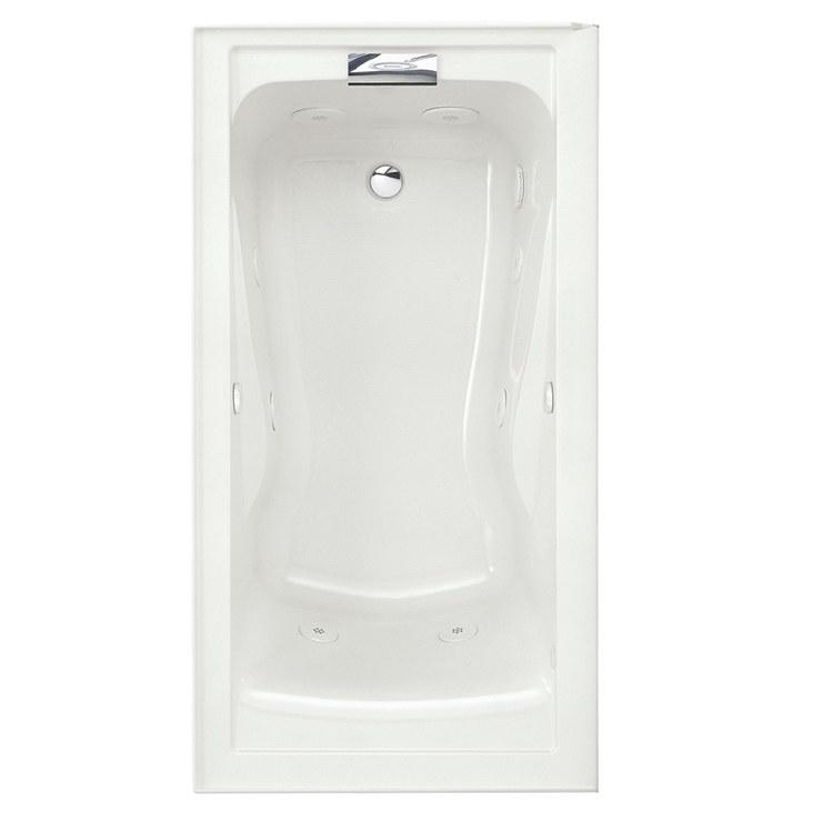 American Standard 2425vc Rho 020 Evolution Whirlpool Tub