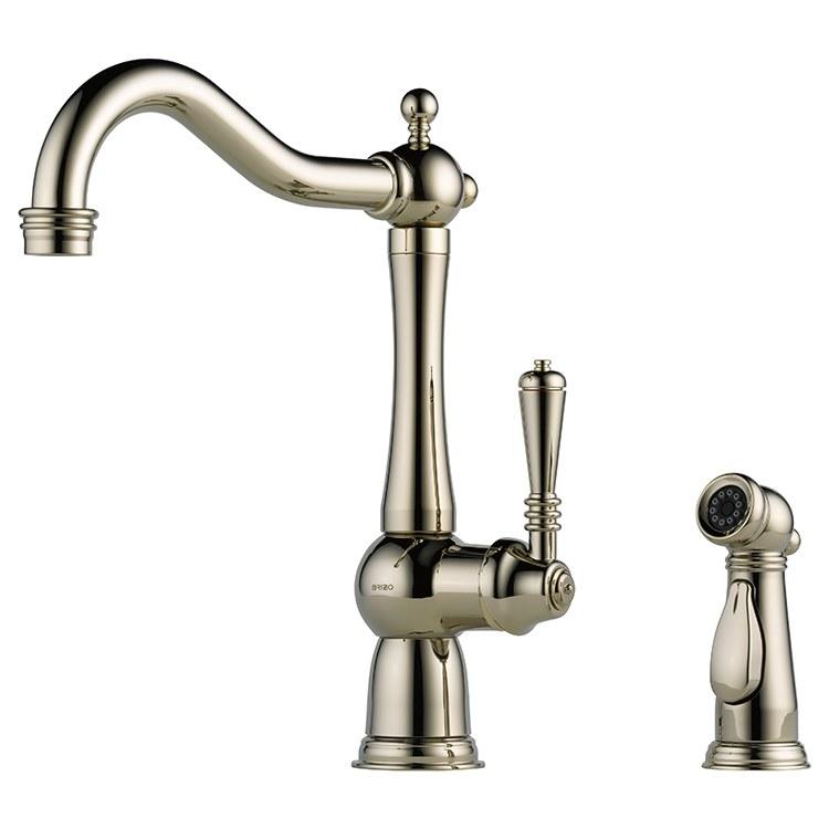 Brizo 61136lf Pn Tresa Kitchen Faucet