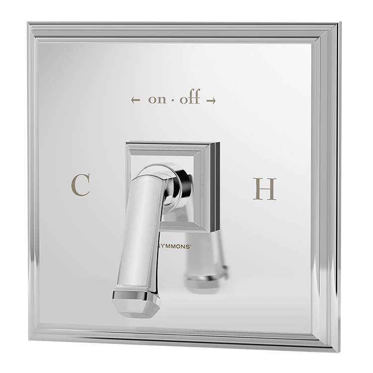 U Type Chrome Electric Water Heater Mixing Valve Single: Oxford Tub And Shower System