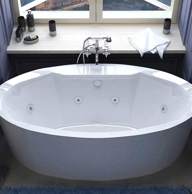 Atlantis 3468SW - Suisse Whirlpool Tub