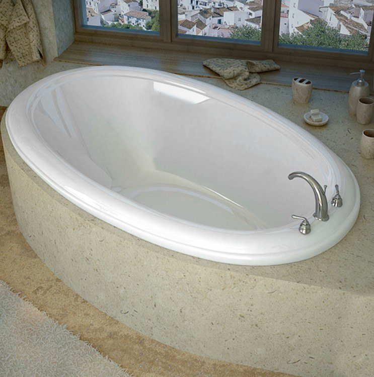 Atlantis 3660P - Petite Soaking Tub