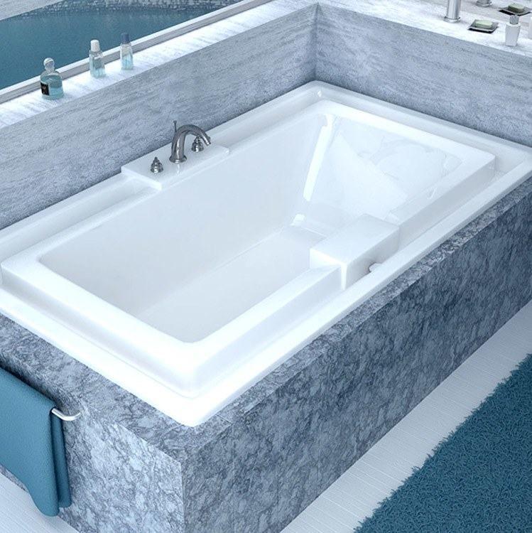 Atlantis 4678I - Infinity Soaking Tub