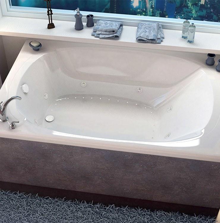 Atlantis 4878CDR - Charleston Whirlpool Tub