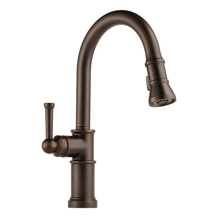 Brizo 63025LF-RB - Artesso Kitchen Faucet