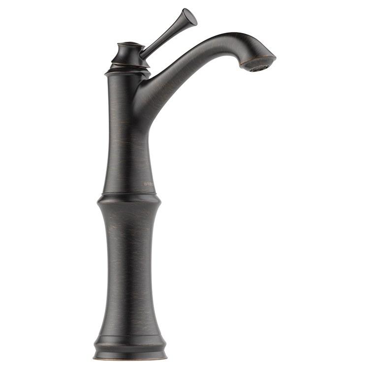 Brizo 65105lf rb baliza vessel faucet for Baliza faucet