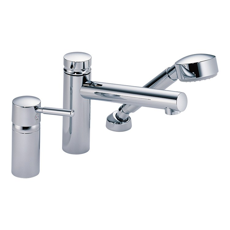 Brizo 67214 Pc Quiessence Roman Tub Filler