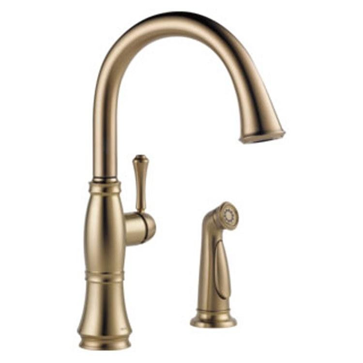 delta 4297 cz dst cassidy kitchen faucet rh riverbendhome com
