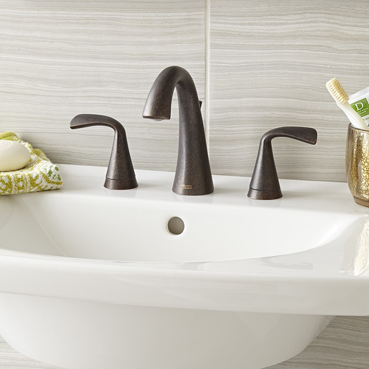American Standard 7186 801 295 Fluent Lavatory Faucet
