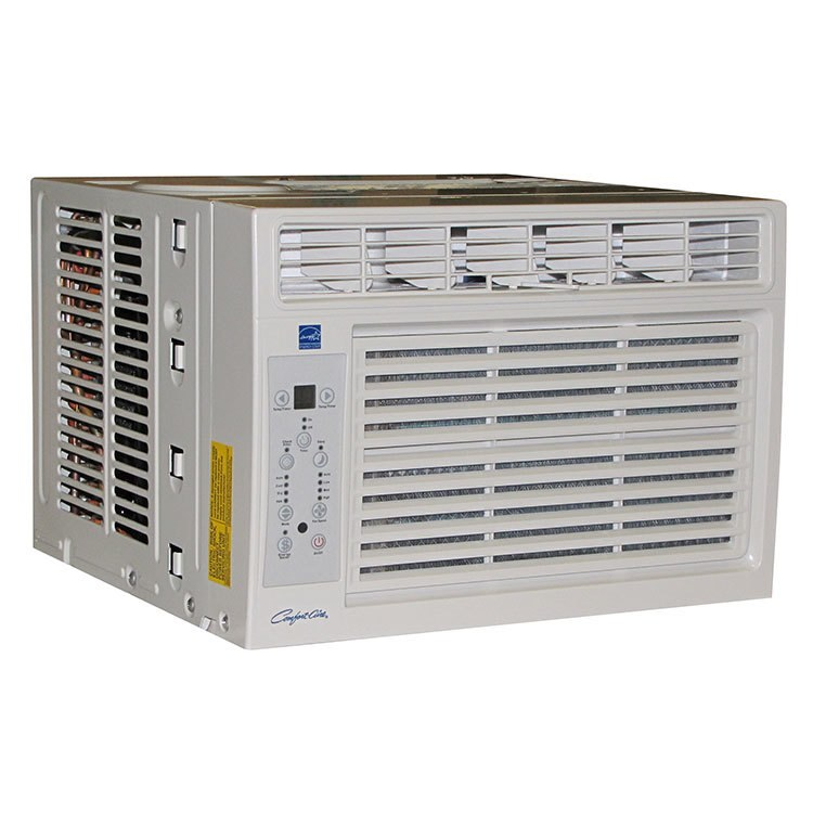 Comfort Aire RADS 61P 6K Window Air Conditioner With Remote