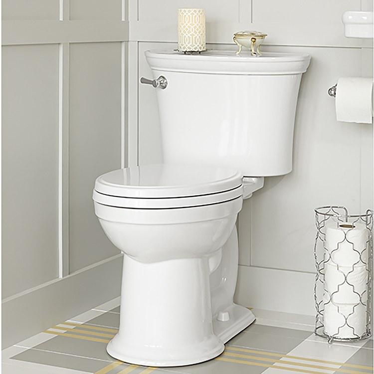 American Standard 205aa 104 222 Heritage Vormax Toilet