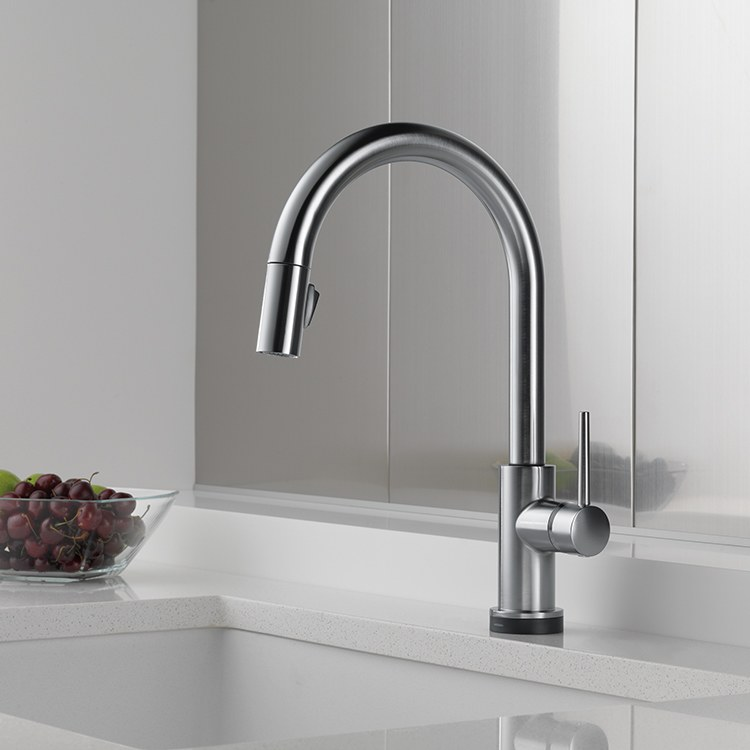 Delta 9159t Ar Dst Trinsic Kitchen Faucet