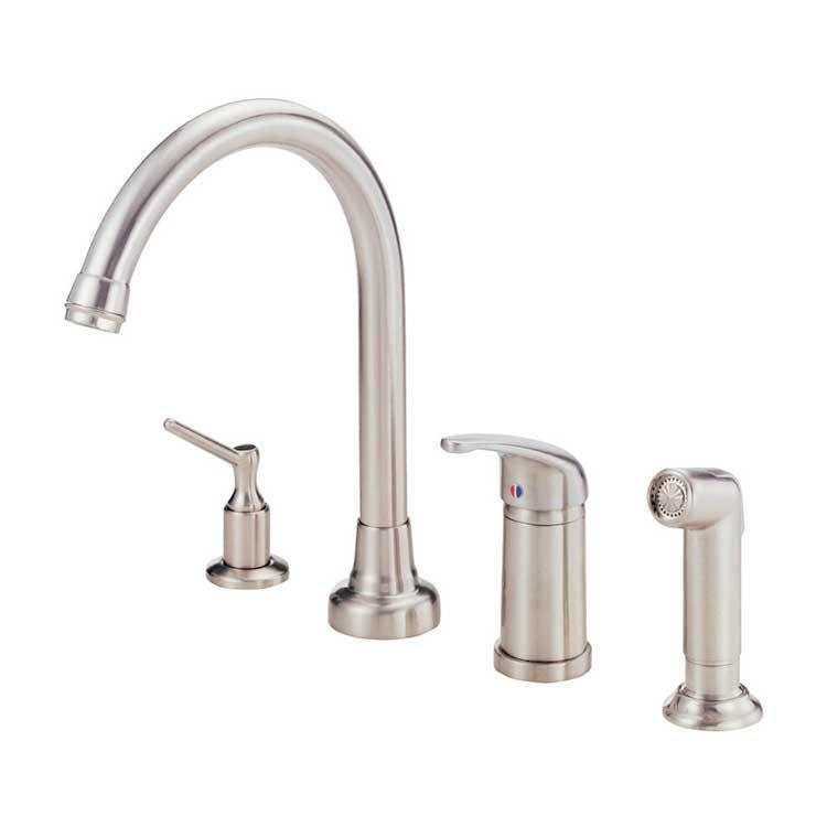 Danze D409112ss Melrose Kitchen Faucet