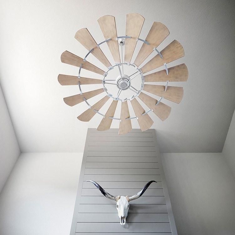 Quorum 97215 9 Windmill Ceiling Fan