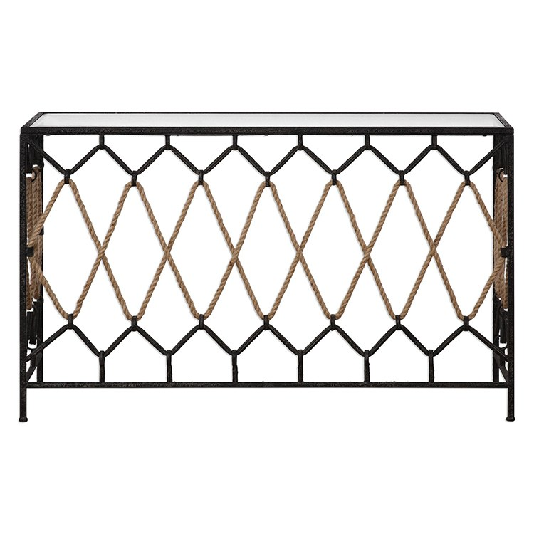 pictures of black kitchen cabinets uttermost 24665 darya console table 24665