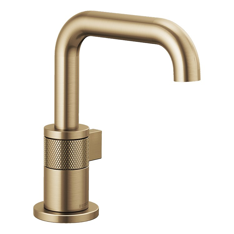 Brizo 65035lf Gl Litze Single Handle Bathroom Faucet Without Drain