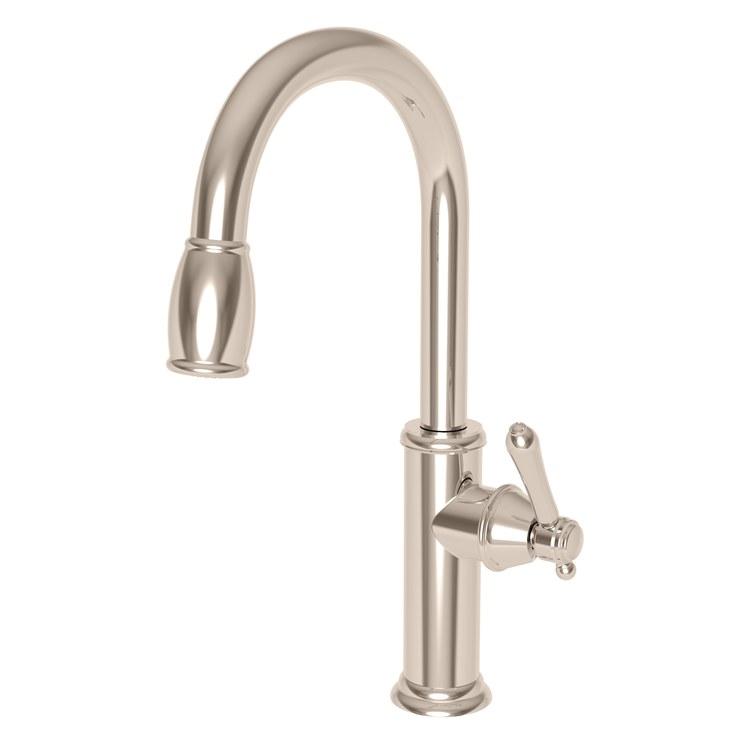 Newport Brass 1030 5103 15s Chesterfield Kitchen Faucet