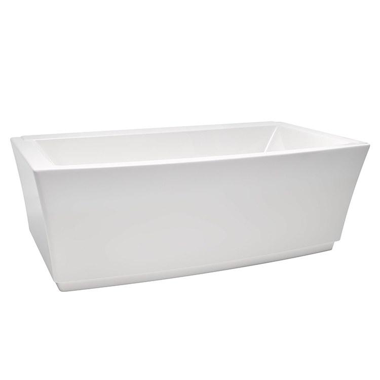 American Standard 2691004 020 Townsend Freestanding Tub