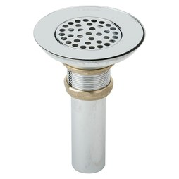 Elkay LK18B Drain Fitting with Grid Strainer