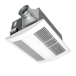 Panasonic FV-11VHL2 WhisperWarm 110 CFM Ceiling Light Fan Combination with Heater
