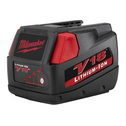 Milwaukee 48-11-1830 V18 18 Volt Rechargeable Lithium-Icon 3.0 Amps