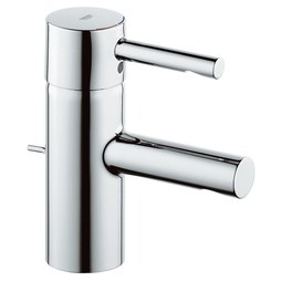 Grohe 32 216000 Essence Single Handle Single Hole Bathroom Faucet with Drain S-Size - CLEARANCE