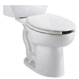 American Standard 3483.001.020 Elongated Pressure Assisted Toilet Bowl Only