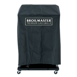 Broilmaster DPA8 PVC/Polyester Full Length Cover for Grills without Side Shelves