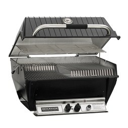 Broilmaster P4XFN P4X Series Premium Natural Gas Grill Head with Flare Buster