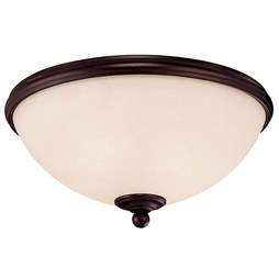Savoy House 6-5787-13-13 Willoughby Two-Light Flush Mount Ceiling Fixture