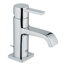Grohe 23077000 Allure Single Handle Single Hole Bathroom Faucet M-Size