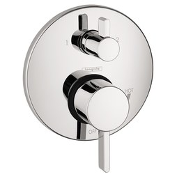 Hansgrohe 04447000 Ecostat S Pressure Balance Valve Trim with Diverter