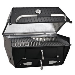Broilmaster C3 Independence Charcoal BBQ Grill Head