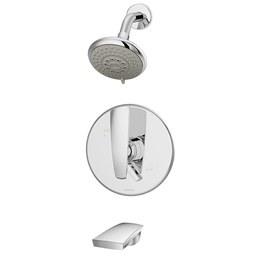 Symmons S-4102-X Naru Tub/Shower System with Volume Control/Stops