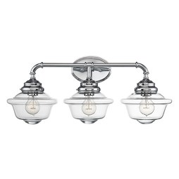 Savoy House 8-393-3-11 Fairfield Three-Light Bathroom Vanity Fixture
