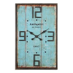 Uttermost 06425 Antiquite Distressed Wall Clock
