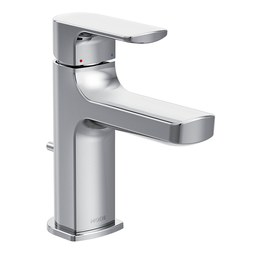 Moen 6900 Rizon Single Handle Bathroom Faucet with Pop-Up Drain
