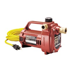 Liberty 331 1/2 HP Portable Transfer Utility Pump