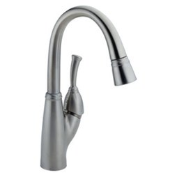 Delta 989 Ar Dst Allora Kitchen Faucet