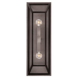 Hinkley 3330DZ Fulton Two-Light Wall Sconce
