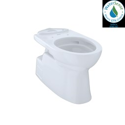 Toto CT474CUFG#01 Vespin II Close Coupled Elongated Toilet Bowl Only