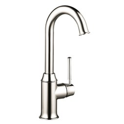Hansgrohe 04217830 Talis C Single Handle Bar Faucet